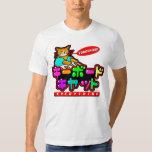 Keyboard Cat Japan T-Shirt! Tee Shirts
