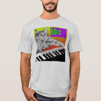Keyboard Cat - Public Access Tee