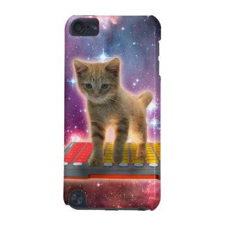 keyboard cat - tabby cat - kitty iPod touch 5G case