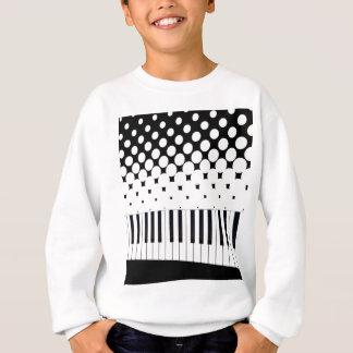 Keyboard Halftone Sweatshirt
