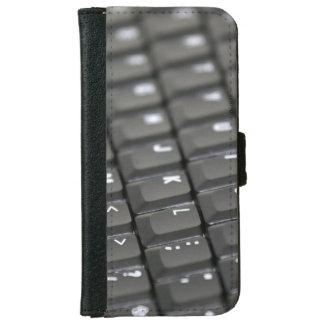 Keyboard iPhone 6 Wallet Case