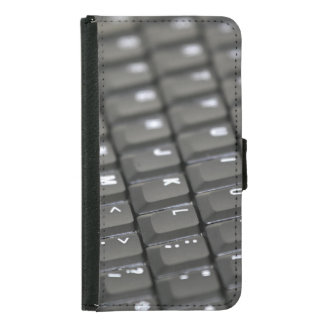 Keyboard Samsung Galaxy S5 Wallet Case