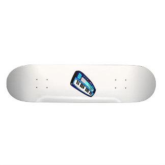 KeyboardElectricBlue Skateboards