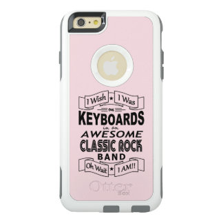 KEYBOARDS awesome classic rock band (blk) OtterBox iPhone 6/6s Plus Case