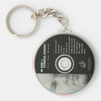 "Keychain - BD&AP ""Are You Ready"" CD"