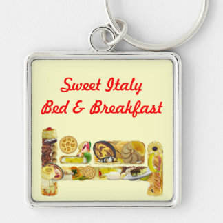 Keychain Bed & Breakfast Promotional Template