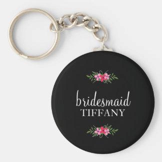 Keychain - bridesmaid