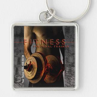 Keychain - Fitness