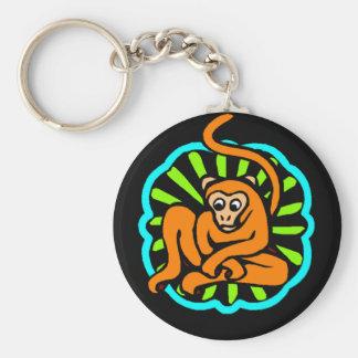 Keychain ~ Keys Chinese Zodiac Sign Year Monkey