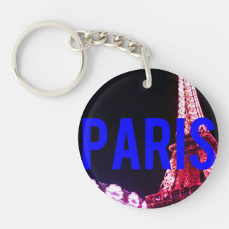 keychain night paris