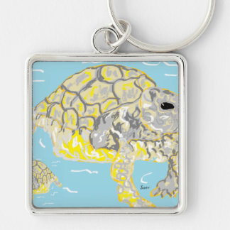 Keychain Sea Turtle