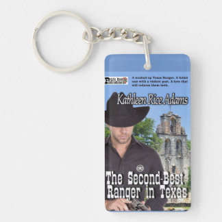 Keychain -- The Second-Best Ranger in Texas