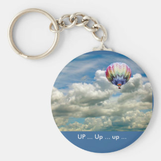 Keychain - UP ... Up ... up ...