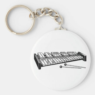 Keychain-Xylophone Keychain