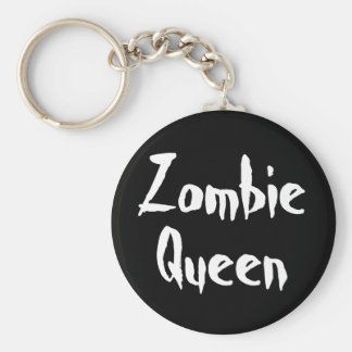 Keychain, Zombie Queen Keychain