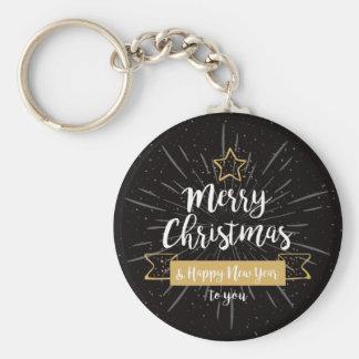 Keychains  happy christmas