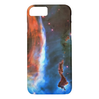 Keyhole Nebula - outer space picture iPhone 7 Case