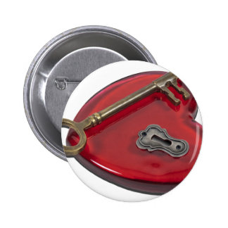 KeyHoleKeyRedHeart071611 Pins