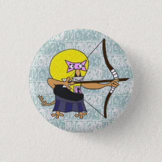 KEYKEY archery 1 Inch Round Button