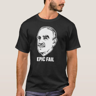 Keynes Epic Fail Shirt