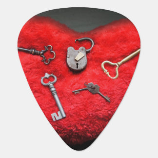 keys and lock to my heart pick