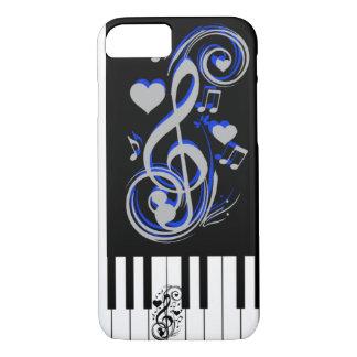 Key's Lof Love_ iPhone 7 Case