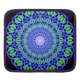Keys Mandala Sleeves For iPads