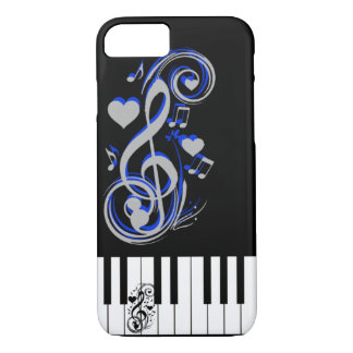 Key's of Love_case iPhone 7 Case