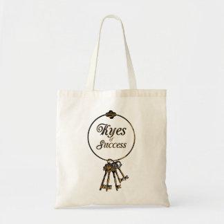 Keys of Success Tote Bag