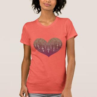 Keys to Love T-shirt