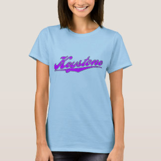 Keystone Baseball Pink T-Shirt