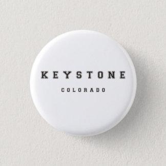 Keystone Colorado 1 Inch Round Button
