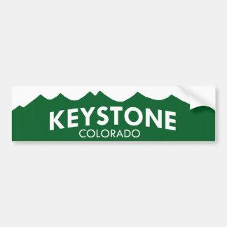Keystone Colorado Bumper Sticker