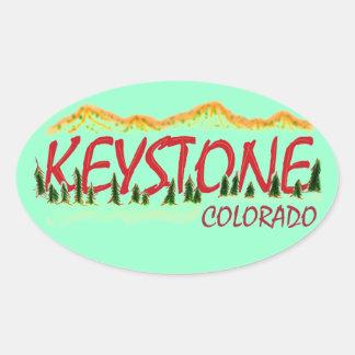 Keystone Colorado sticker