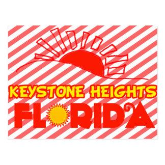 Keystone Heights, Florida Postcard