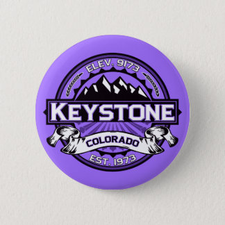 Keystone Logo Purple Button