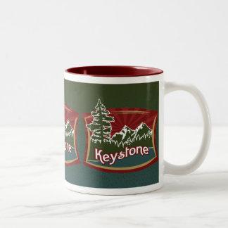 Keystone Mountain Mug