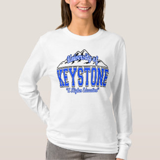 Keystone University for Light T-Shirt