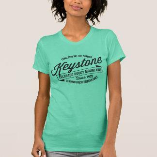 Keystone Vintage Black T-Shirt