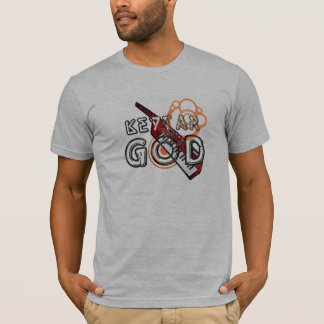 Keytar God T-Shirt