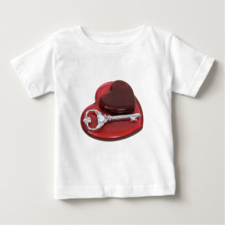 KeyToHeart080209 Baby T-Shirt