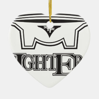 kff1.ai ceramic heart ornament