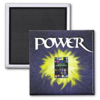 KFM Power Shuriken #2 Square Magnet