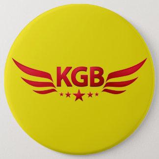 KGB 6 INCH ROUND BUTTON