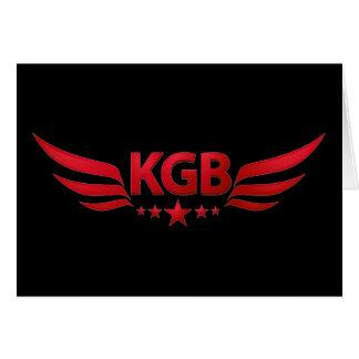 kgb card