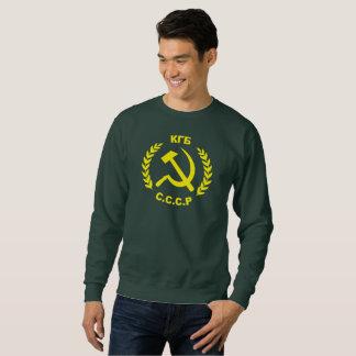 KGB CCCP Hammer and Sickle Sweatshirt