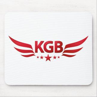 kgb mouse pad