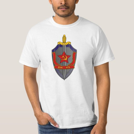 KGB, Security Service of the Soviet Union, USSR T-Shirt
