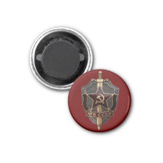 KGB Shield Magnet
