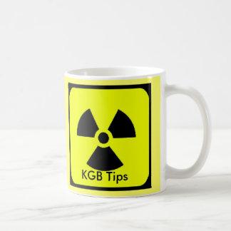 KGB Tips Coffee Mug